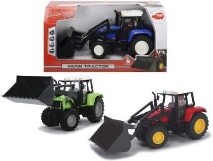 Трактор Dickie Toys Цвет в ассортименте