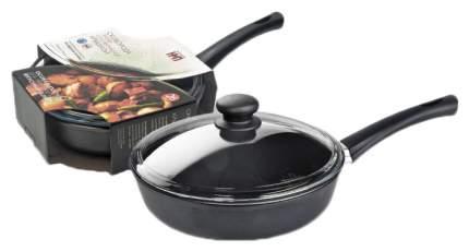 Набор посуды Нева Металл Литая 7722 Черный