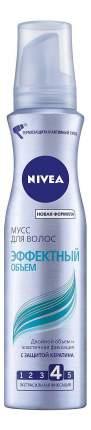"""Мусс для волос NIVEA """"Эффектный объем"""", 150 мл"""