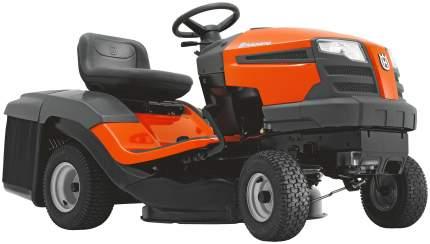 Садовый трактор - газонокосилка с сиденьем Husqvarna TC 130