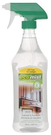 Средство Eco Mist для чистки мебели и уборки в кабинете cabinet&furniture