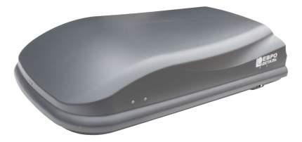Бокс на крышу ЕвроДеталь 350л (ED5-004B)