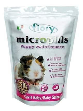 Корм для морских свинок FIORY Micropills Baby Guinea Pigs 0.85 кг 1 шт