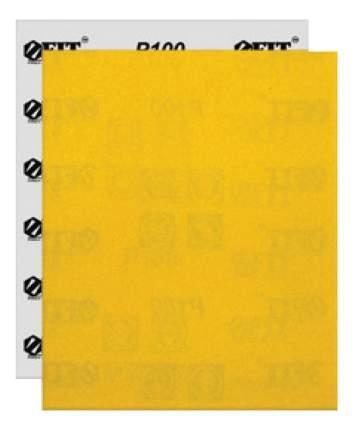 Наждачная бумага FIT 38154