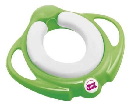 Сиденье на унитаз детское OK Baby Pinguo Soft зеленый