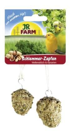 Лакомства для птиц JR Farm шишка, 120г