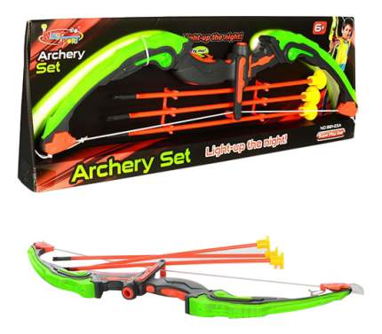 Луки и арбалеты игрушечные Kids Sport Archery set Light-up the Night