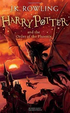 Rowling J, Harry Potter And The Order Of The Phoenix