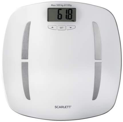 Весы напольные Scarlett SC-BS33ED80 Серые