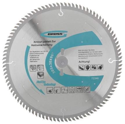 Пильный диск GROSS 73346