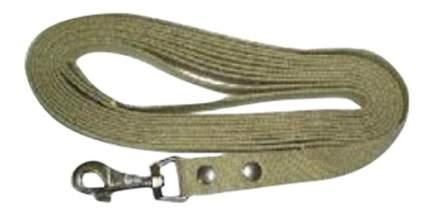 Поводок для собак  Геогазтехнология брезентовый 1,5м*25мм