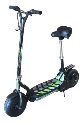 Электросамокат Uber Scoot ES-04 черно-зеленый