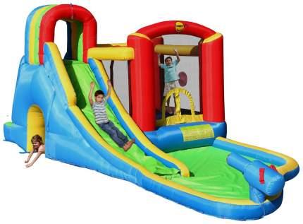 Детский надувной водный батут Happy Hop Веселая Волна