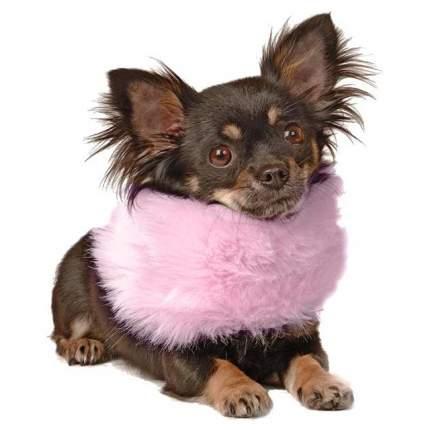 Шарф для собак Charlotte's Dress размер M, L женский, розовый