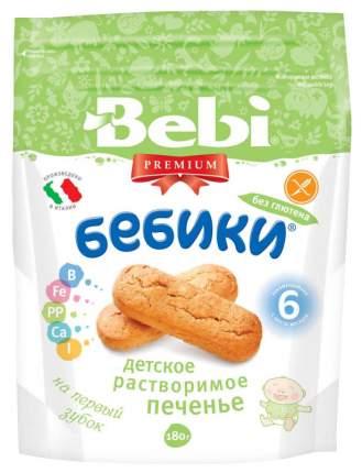 Печенье Bebi Premium Бебики без глютена 180 г