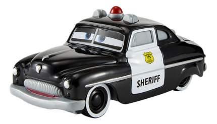 Машинка пластиковая Disney Cars Шериф