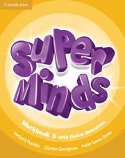 Super Minds 5 WB + Onl Res