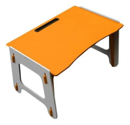 Стол детский Растем вместе Фигурный ДШ №1 оранжевый