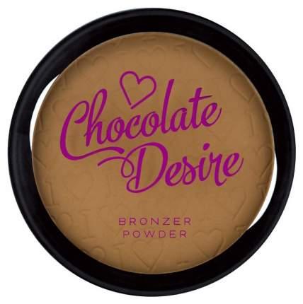 Бронзер Makeup Revolution I Heart Makeup The Go Bronzer Chocolate Desire 21 г