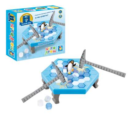 Семейная настольная игра 1Toy Игродром Тонкий лёд