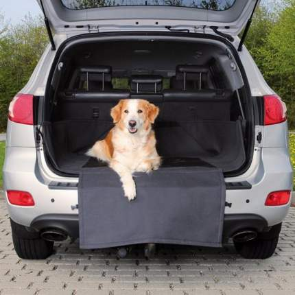 TRIXIE Автомобильная подстилка для собаки 1,64 х 1,25 м (черный)