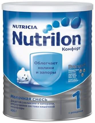 Молочная смесь Nutrilon Comfort 1 от 0 до 6 мес. 400 г
