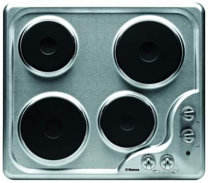 Встраиваемая варочная панель электрическая Hansa BHEI60177 Silver
