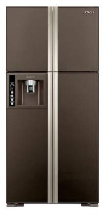 Холодильник Hitachi R-W 662 PU3 GBW Brown