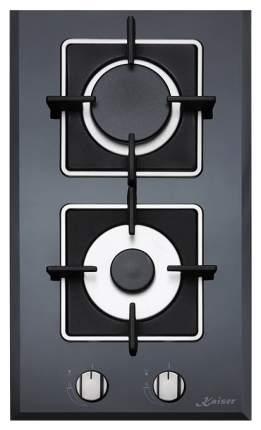 Встраиваемая варочная панель газовая Kaiser KCG 3382 Black