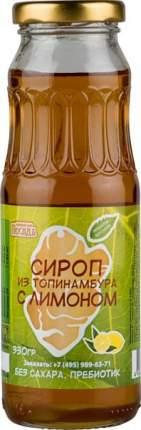 Сироп из топинамбура Купецкий дом Посадъ с лимоном 330 г