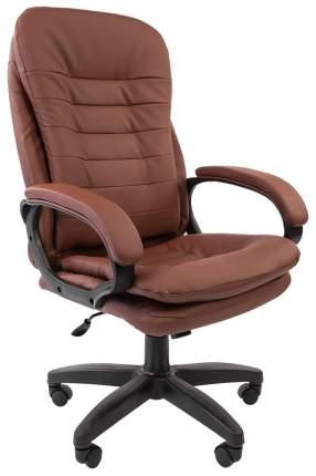 Кресло руководителя CHAIRMAN 795 LT 00-07014618, коричневый
