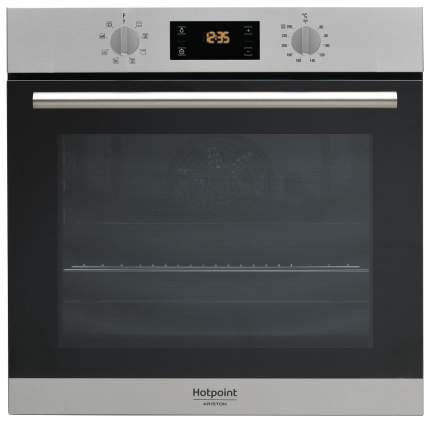 Встраиваемый электрический духовой шкаф Hotpoint-Ariston FA2 540 H IX HA Silver/Black