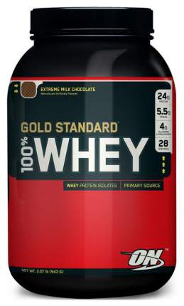 Протеин Optimum Nutrition 100% Whey Gold Standard 910 г Extreme Milk Chocolate