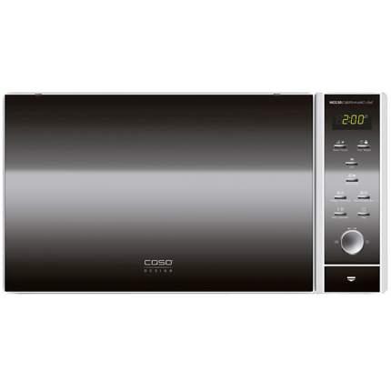 Микроволновая печь с грилем и конвекцией CASO MCG 30 Chef black/silver