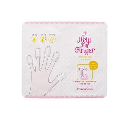 Маска для ногтей Etude House Help My Finger Nail Finger Pack 6 мл*2 шт
