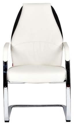 Офисный стул CHAIRMAN BASIC V, черный/белый