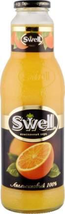 Сок Swell апельсиновый 0.75 л