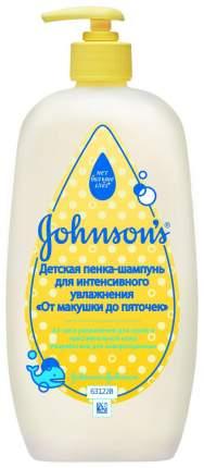 Шампунь детский Johnsons baby От макушки до пяток 500 мл
