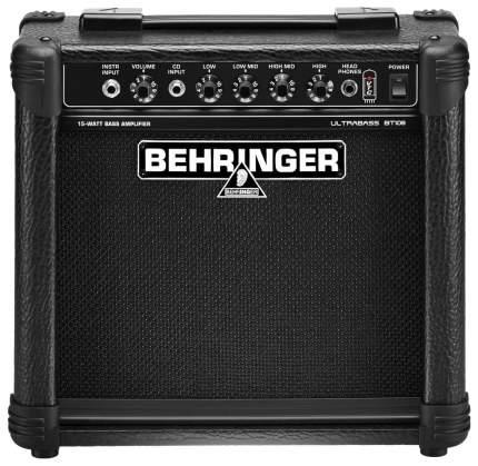 Комбо усилитель Behringer Ultrabass BT108