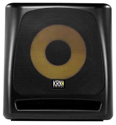 Сабвуфер KRK 10S2 Black
