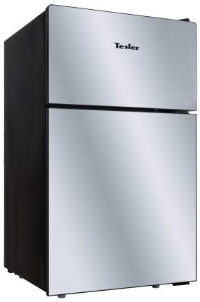 Холодильник TESLER RCT-100 Silver