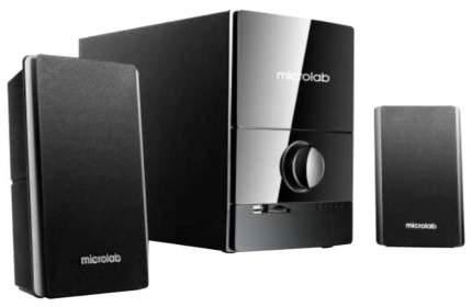 Акустическая система 2.1 Microlab M-500U, Черный