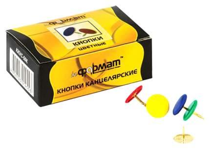 Кнопки канцелярские Фарм inФормат KKVC-50K