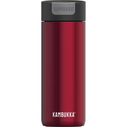 Термокружка Kambukka Olympus Ravenous red, 500 мл
