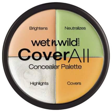Консилер для лица Wet n Wild Coverall Concealer Palette 7 г