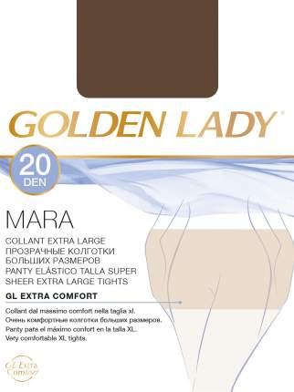 Колготки женские Golden Lady MARA 20 XL бежевые 5 (XL)