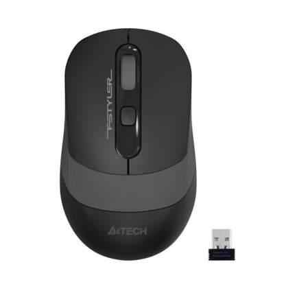 Беспроводная мышка A4Tech FStyler FG10 Black/Grey