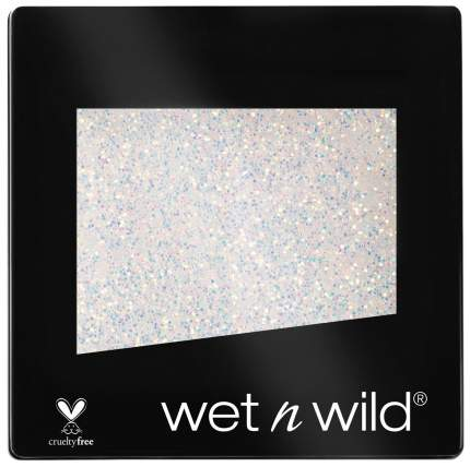 Тени для век Wet n Wild Color Icon Glitter Single E351C Bleached 1,4 г