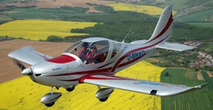 Сертификат 40-минутный полет на самолете EuroStar SL + FurPur