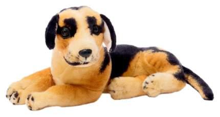 Мягкая игрушка «Собака» лежит, 37 см Sima-Land
